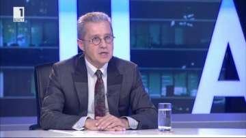Йордан Цонев: Българското правителство е съставено на много грешна основа