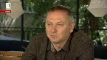 В Панорама: Писателят Георги Господинов - животът e площад за споделяне