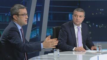 Ще потопи ли вотът за водната криза кабинета - ГЕРБ и БСП спорят в Панорама