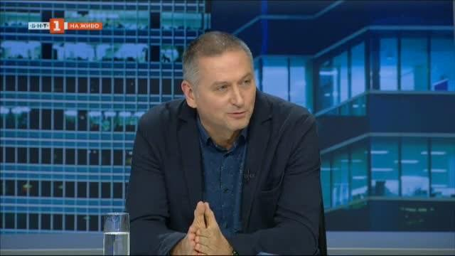 Само преди по-малко от месец един от най-четените съвременни български