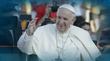 Папа Франциск ще отправи послание за мир към света от София