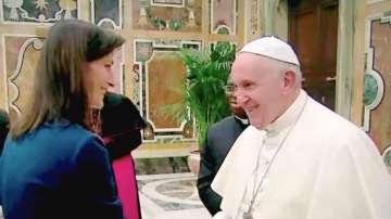 Папа Франциск и Мария Габриел с призив за защита на децата в дигиталния свят