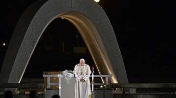 Папа Франциск посети Хирошима и Нагасаки