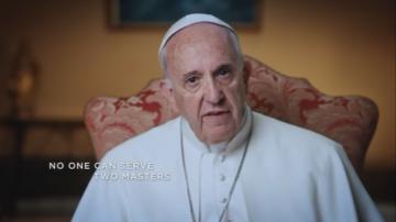 Папа Франциск: Човек на думата си открива фестивала на червенокръстките филми