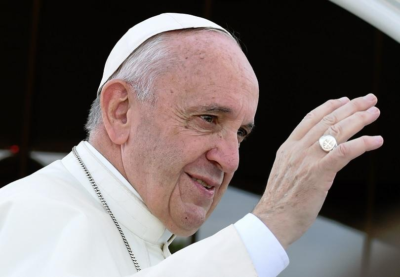папата призова повече усилия постигане мир близкия изток
