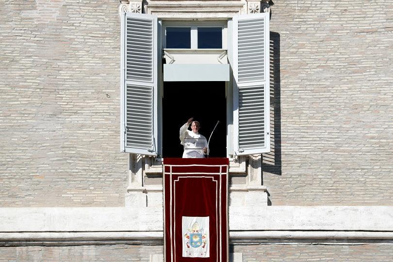 папата призова християнско единство