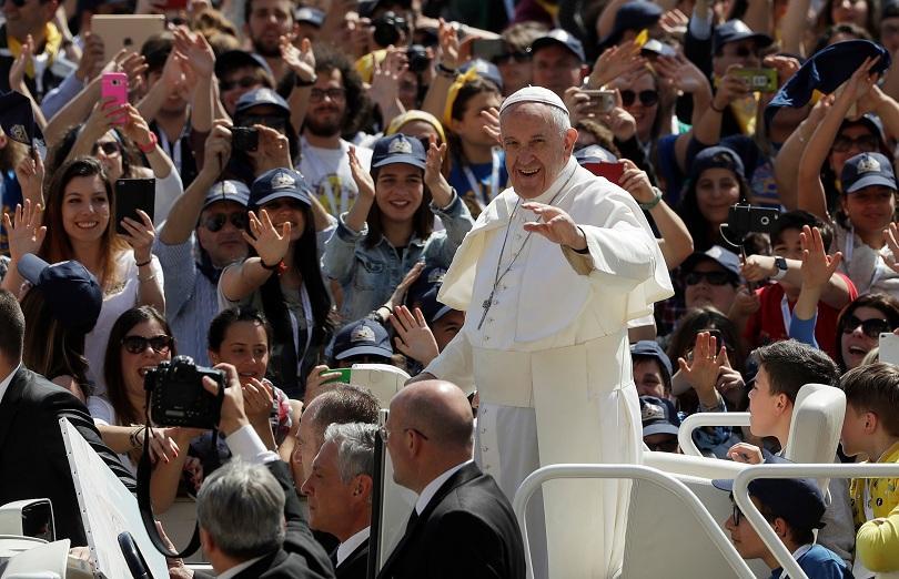 папа франциск призова прекратяване насилието венецуела