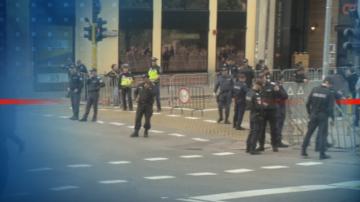 Засилени мерки за сигурност в София белязаха посещението на папа Франциск