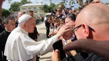 Паметен ден за католиците в Раковски след посещението на папата