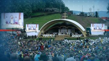 Втори ден от посещението на папа Франциск в Румъния