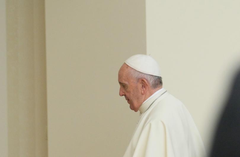 снимка 17 Първият ден от посещението на папа Франциск у нас (СНИМКИ)