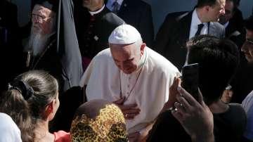 Папа Франциск към мигрантите: Не сте сами