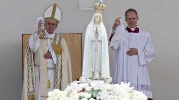 Папа Франциск обяви за светци две португалски овчарчета, видели Богородица