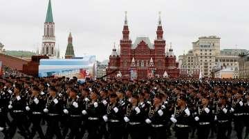 С военни паради Русия отбелязва Деня на победата (СНИМКИ+ВИДЕО)