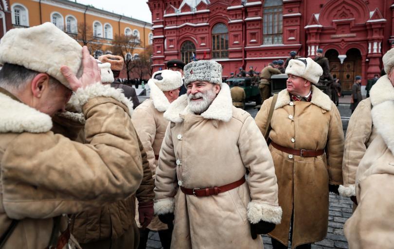 снимка 5 Военен парад в Москва