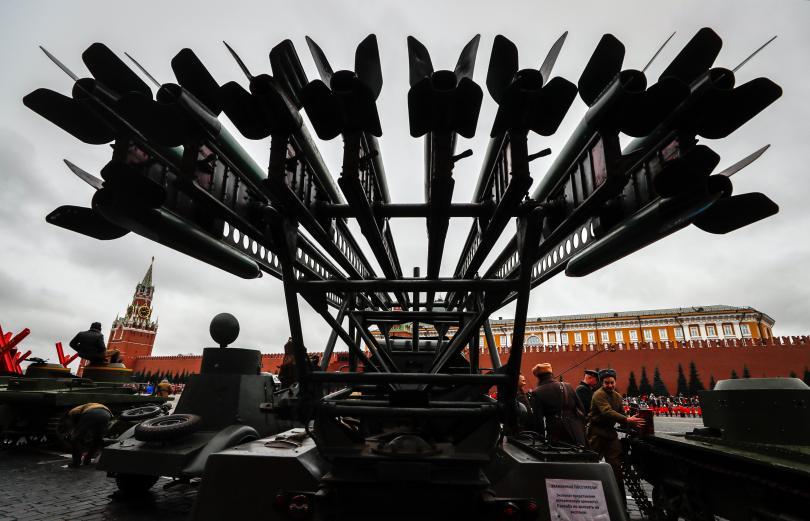 снимка 4 Военен парад в Москва