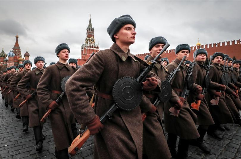 снимка 2 Военен парад в Москва