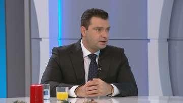 Калоян Паргов: Господин Плевнелиев се оказа добър баскетболист
