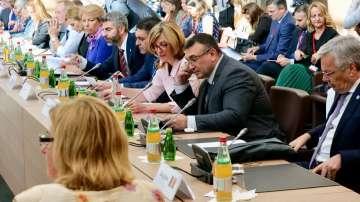 Външните и вътрешните министри на държавите в ЕС дискутираха миграцията в Париж
