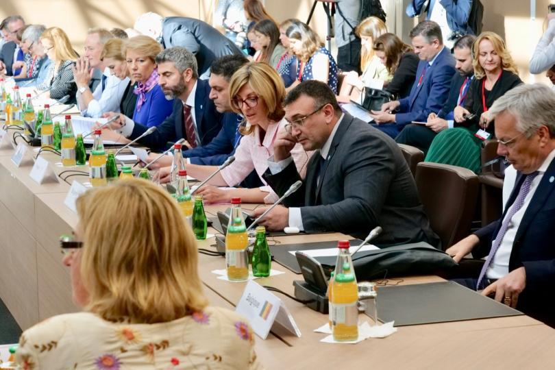 Проблемите на миграцията в Средиземноморието събраха на среща в Париж