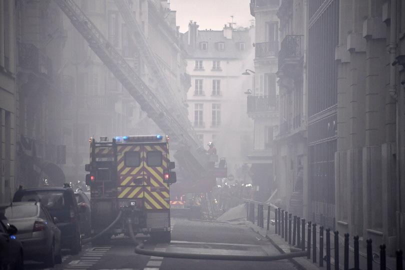 Двама пожарникари са загинали при днешния взрив в хлебарница в