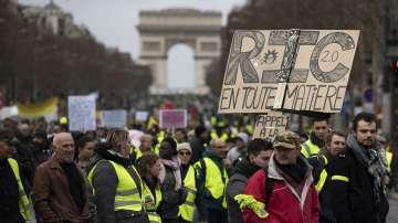 И тази събота протестират във Франция