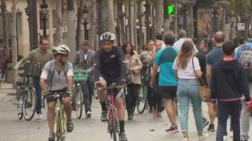 Ден без автомобили в Париж