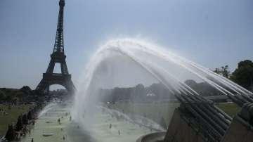 Термометрите в Париж отчетоха абсолютен рекорд