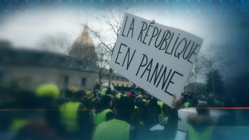 Демонстрации срещу антисемитизма във Франция