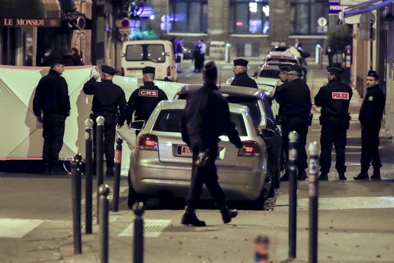 снимка 1 След атаката в Париж: Задържаха в Страсбург близък на нападателя Хамзат Азимов