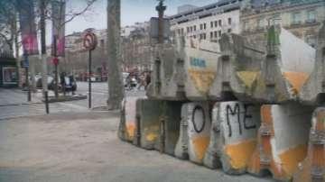 Париж в очакване на протести в навечерието на Нова година