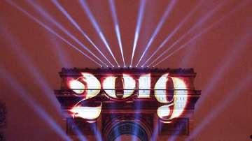 Как светът посрещна Новата 2019 година