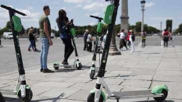Във Франция искат по-строга регулация за електрическите тротинетки