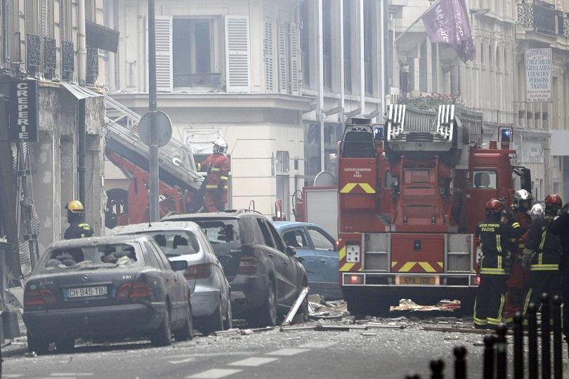 откриха четвърта жертва взрива париж