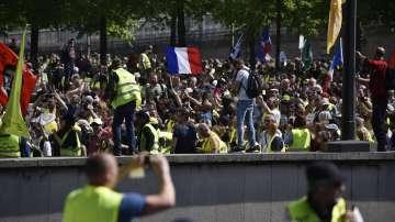 Страсбург - център на протеста на жълтите жилетки