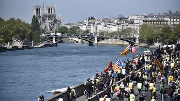 Масова стачка на служители от публичния сектор във Франция