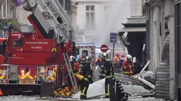 Трета жертва на газовата експлозия в Париж