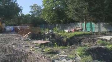 Заради грешка при проектирането спря ремонтът на Западен парк в София