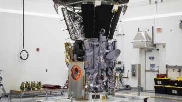 Сондата Паркър постави световен рекорд за приближаване до Слънцето