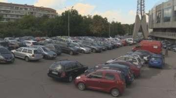От днес се ограничава паркирането в района на стадион Васил Левски