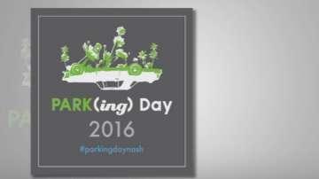 Паркинг Дей 2016