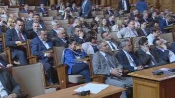 Скандал в парламента между ДПС и ОП заради смяната на имената на местности