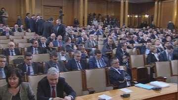 Парламентарното мнозинство с 5 депутати по-малко
