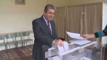 Първанов: Новият президент трябва да бъде много подготвен и опитен държавник