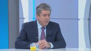 Председателят на АБВ ще бъде и лидер, увери Георги Първанов