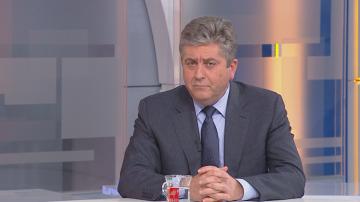 Първанов: Президентът трябва бъде фактор на стабилността в този хаос