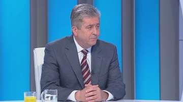 Георги Първанов: Между държавния глава и другите институции има напрежение
