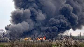 Потушен е големият пожар в Първомай