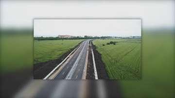 Откриват разширението на пътя Слънчев бряг - Бургас между Поморие и Ахелой