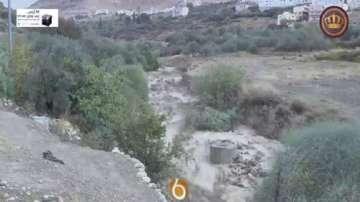 Наводнения отнеха живота на четирима души в древния йордански град Петра